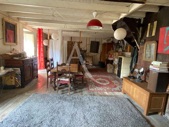 Vente maison 3 pièces 127 m2