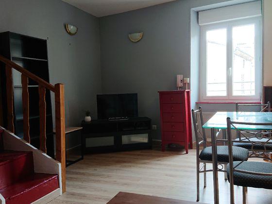 Location maison meublée 2 pièces 54,65 m2