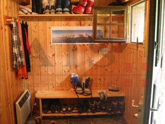 Vente chalet 4 pièces 120 m2