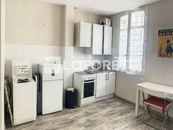 Appartement meublé 2 pièces 25,81 m2
