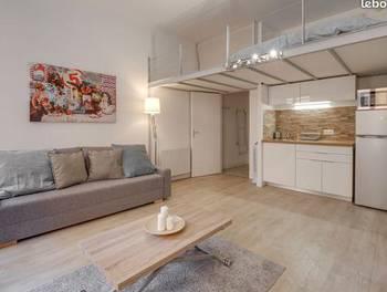 Studio meublé 38 m2