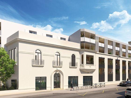 vente Appartement 2 pièces 39,09 m2 Nimes