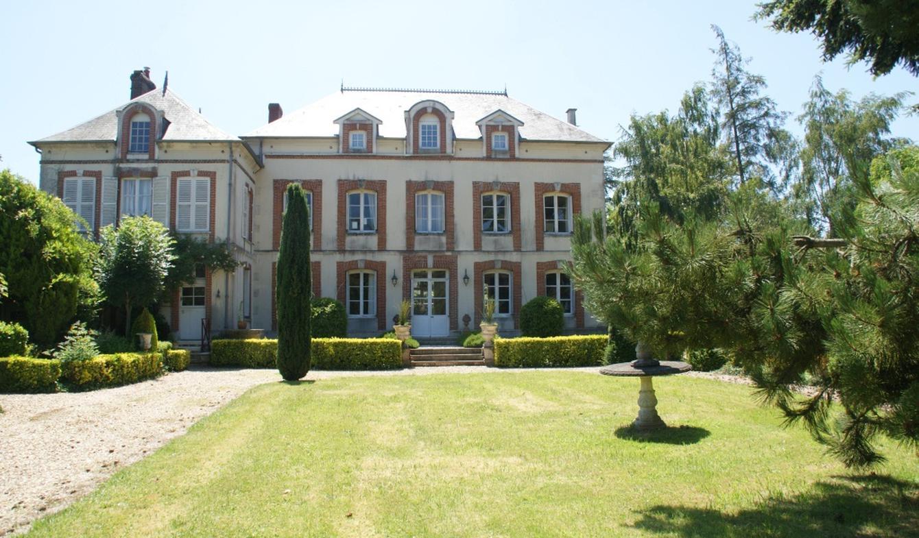 Propriété avec jardin Ecquetot