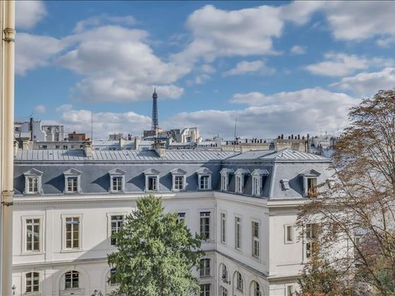 vente Appartement 7 pièces 368 m2 Paris 16ème
