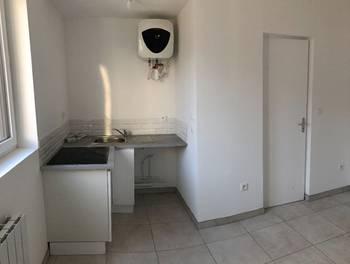 Appartement 2 pièces 25,48 m2
