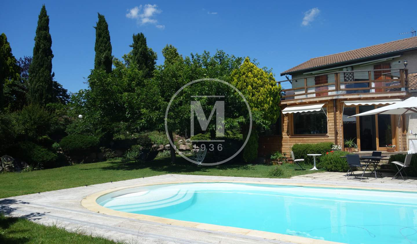 Villa with pool and terrace Tain-l'Hermitage