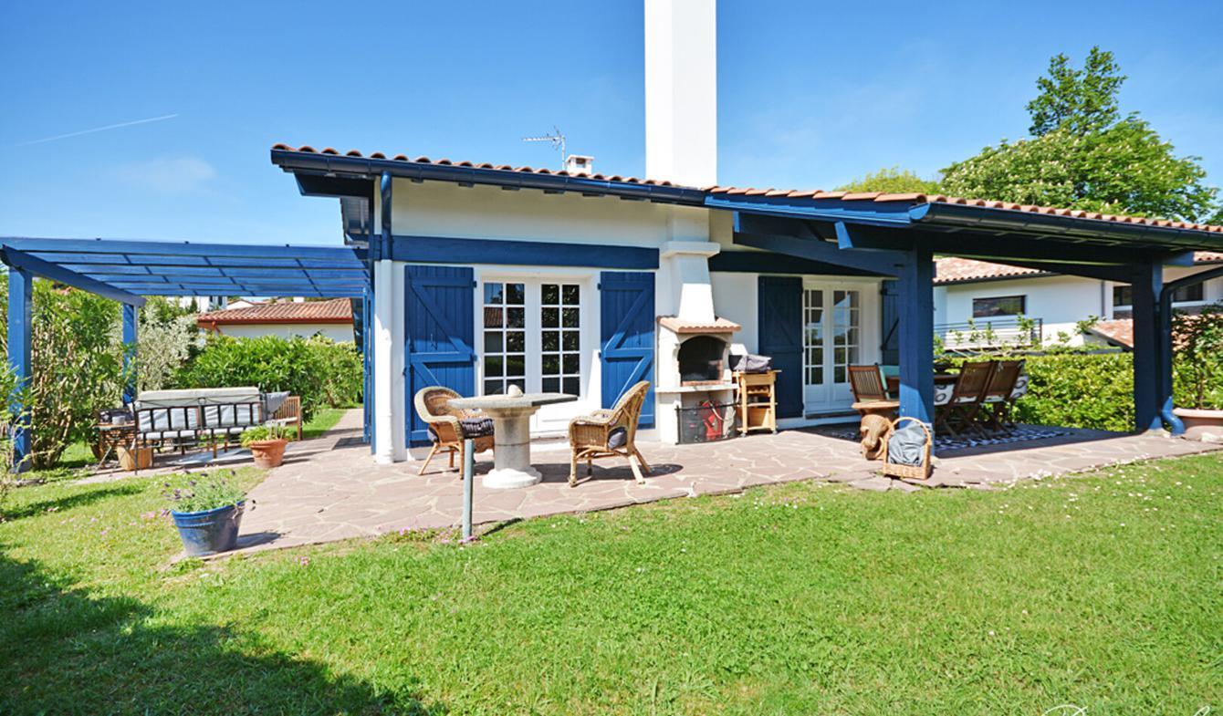 Maison en bord de mer avec jardin Guethary