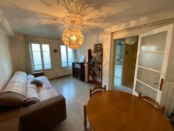 Appartement 3 pièces 50,77 m2