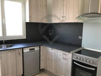 Appartement 3 pièces 60,55 m2