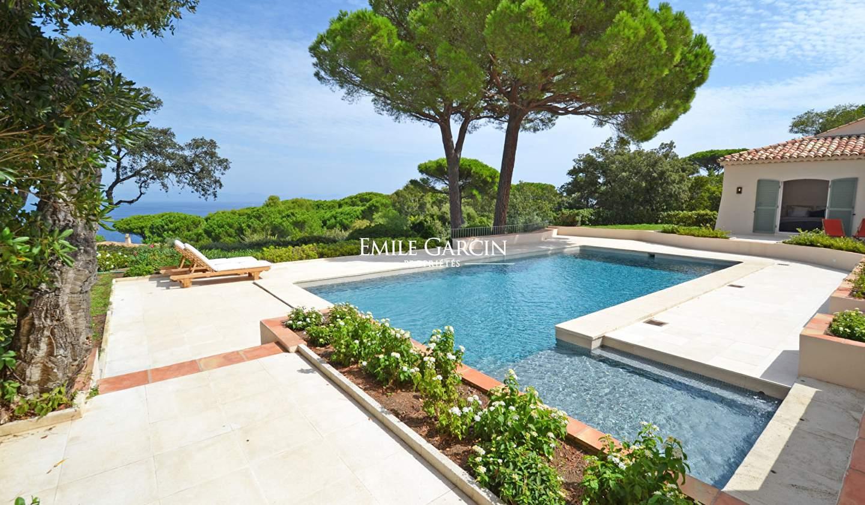 Propriété avec piscine Saint-Tropez