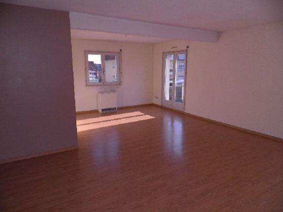 Location appartement 3 pièces 84,55 m2