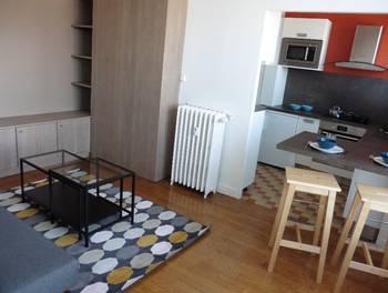 Appartement 2 pièces 32,53 m2
