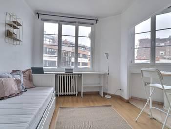 Studio meublé 17,43 m2