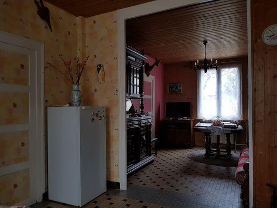 Vente maison 3 pièces 76,98 m2