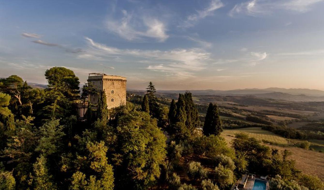 Castle Todi