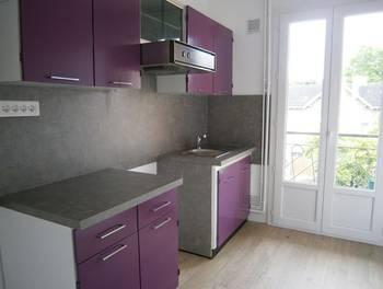 Appartement 3 pièces 51,49 m2