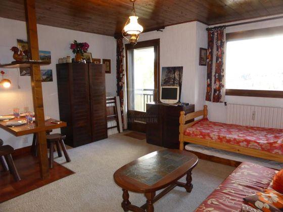 Vente studio 26,4 m2
