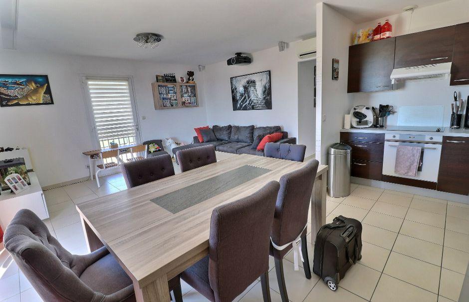 Vente appartement 3 pièces 68 m² à Allauch (13190), 309 000 €
