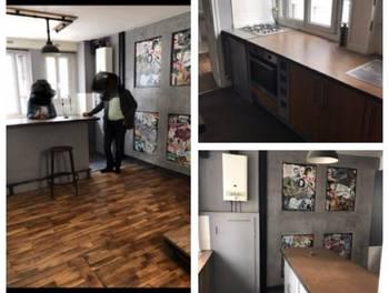 Appartement meublé 3 pièces 41 m2