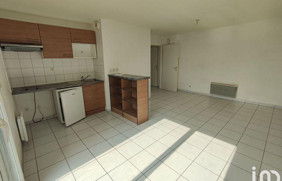 Vente appartement 2 pièces 44 m² à Montigny-en-Gohelle (62640), 75 000 €