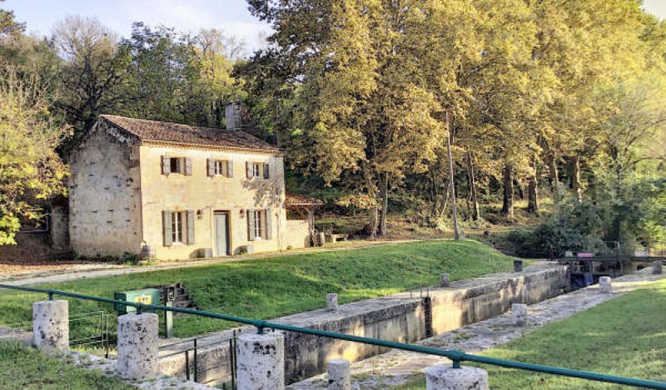 Maison avec terrasse Moncrabeau