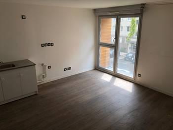 Appartement 2 pièces 38,38 m2