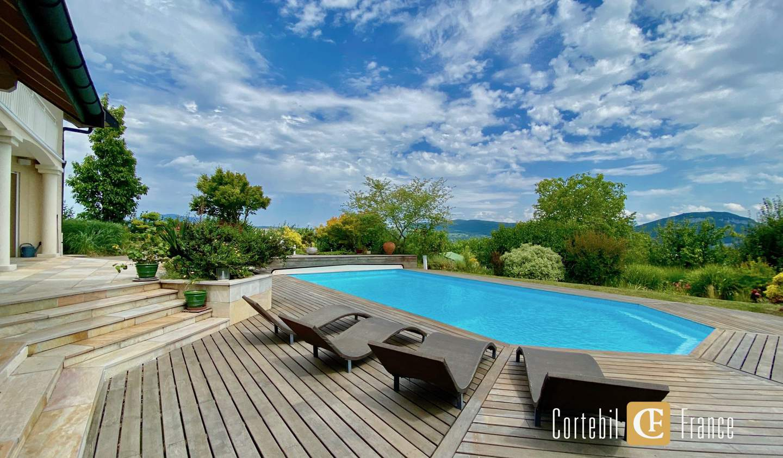 Villa avec piscine La Balme-de-Sillingy