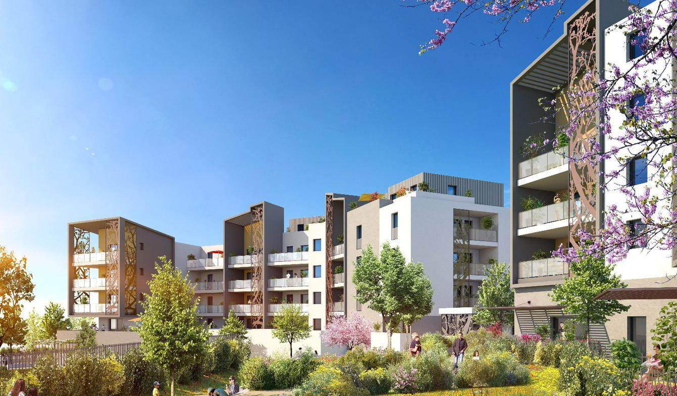 Appartement avec terrasse Saint-jean-de-vedas