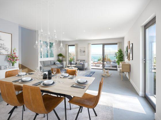 Vente appartement 4 pièces 100,03 m2