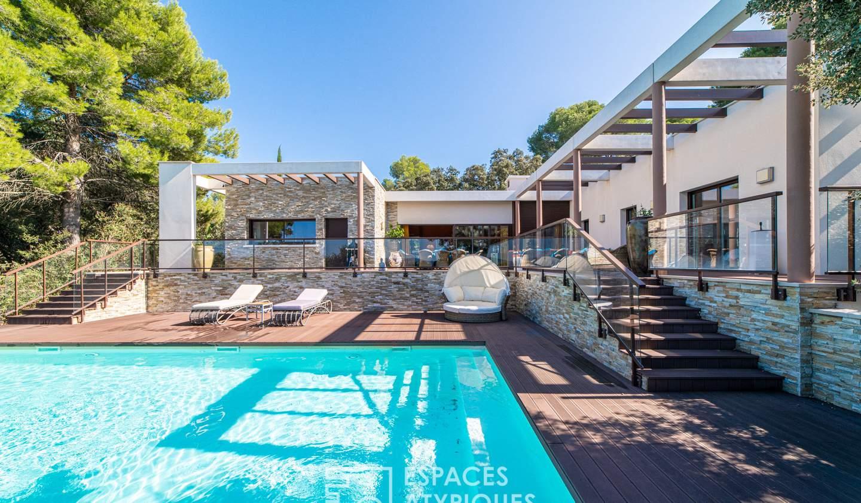 Maison avec piscine Pezenas