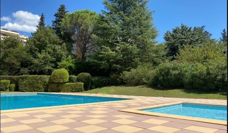 Appartement avec terrasse et piscine Aix-en-Provence