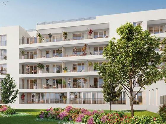Vente appartement 2 pièces 39,33 m2