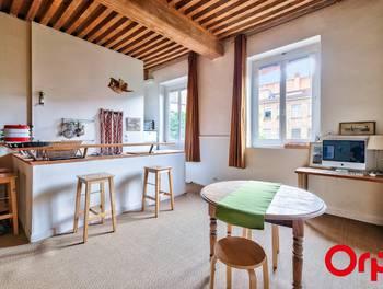 Appartement 2 pièces 34,2 m2