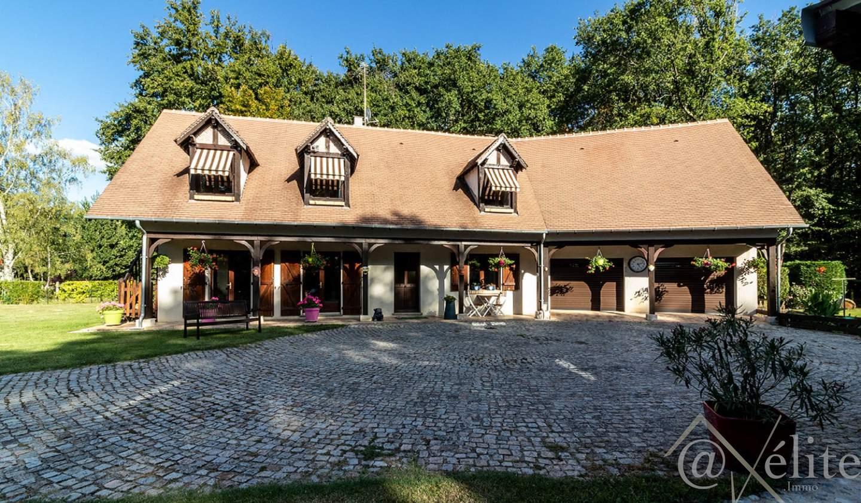 Maison avec terrasse Vignoux-sur-Barangeon