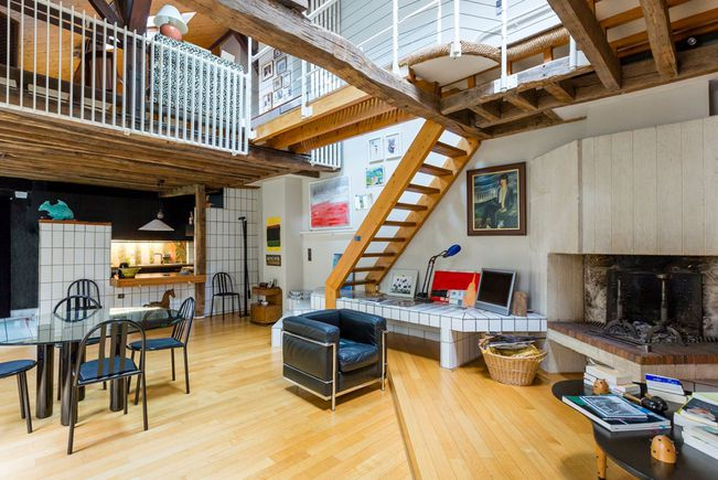 Agence ateliers lofts associ s annonces immobili res de prestige - Ateliers lofts associes paris ...