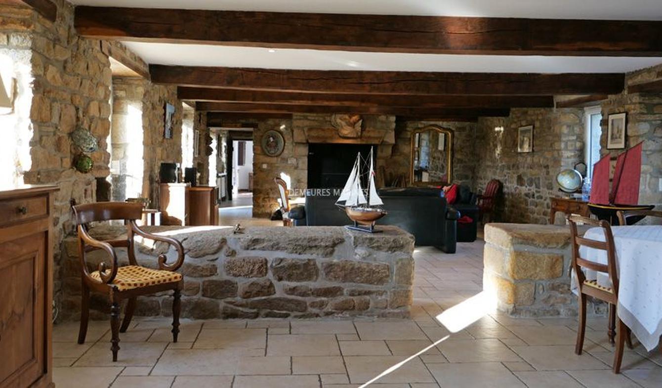 Maison avec terrasse Arradon