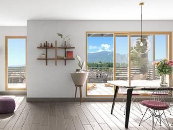Appartement 4 pièces 78,45 m2