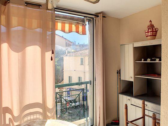 Vente studio 18,25 m2