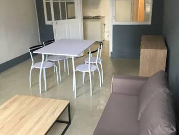Appartement meublé 2 pièces 38,58 m2
