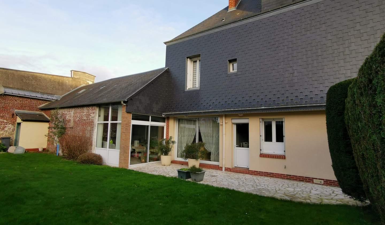 Maison avec terrasse Criquetot-l'Esneval