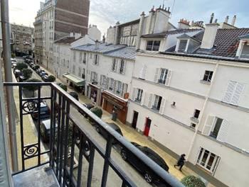 Appartement meublé 2 pièces 43,77 m2