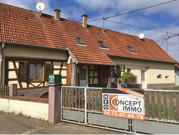 Vente De Maisons à Eschbach 67 Maison à Vendre