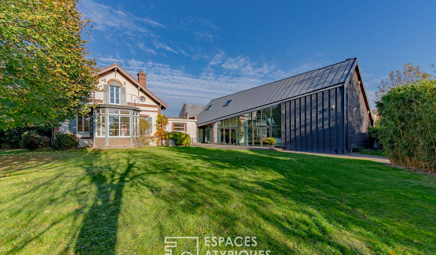 House with terrace Evreux