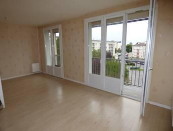 Appartement 4 pièces 64,29 m2