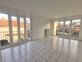 Appartement 4 pièces 110,29 m2