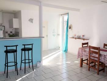 Appartement 2 pièces 54 m2