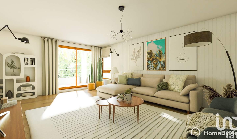 Appartement avec terrasse Suresnes