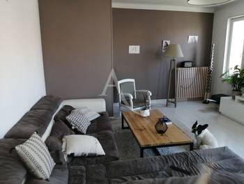 Appartement 4 pièces 104,71 m2