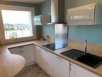 Appartement meublé 3 pièces 66,5 m2