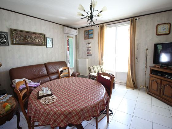 Vente appartement 3 pièces 58,42 m2